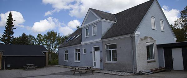 Omlægning af lån i Ålbæk Kulturhus