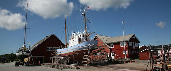 Kræmmermarked på Ålbæk Havn på søndag