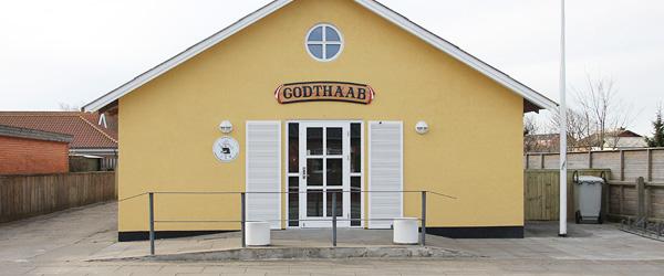Kom til loppemarked i Godthaab