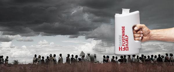 Dansk Flygtningehjælp søger indsamlere