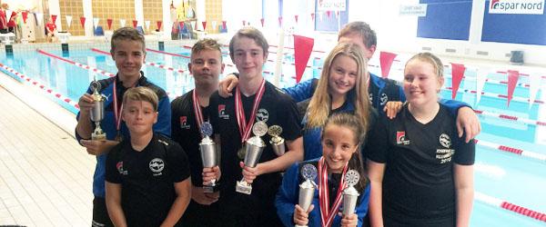 Skagen Svømmeklub til Pokal Cup