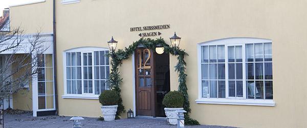 Dagens Kalenderlåge: Hotel Skibssmedien