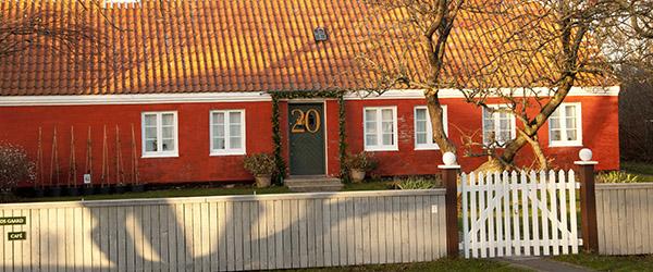 Dagens Kalenderlåge: Anchers Hus