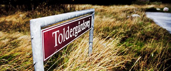 Salg ved Toldergårdsvej som lukket sag