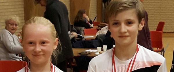 Guld til Nicklas Terpet fra Skagen Badmintonklub