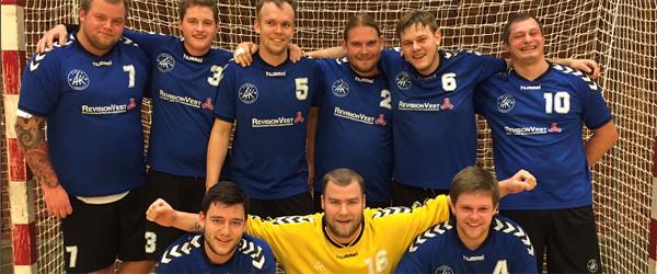 Håndbold – Ålbæk rykkede op efter sejr over Skagen