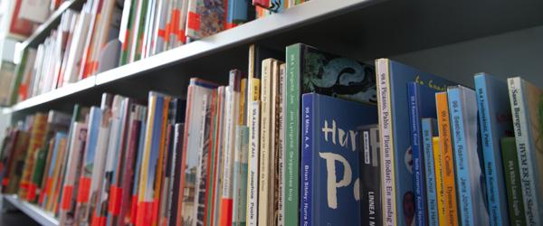 Book en pose på dit bibliotek – et tilbud til børnefamilierne