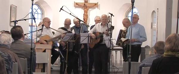 90 års jubilæum i Den Svenske Sømandskirke