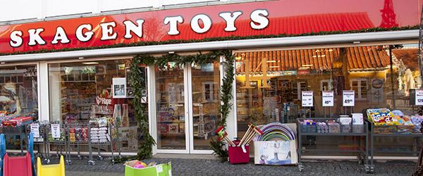 Dagens Kalenderlåge: Skagen Toys