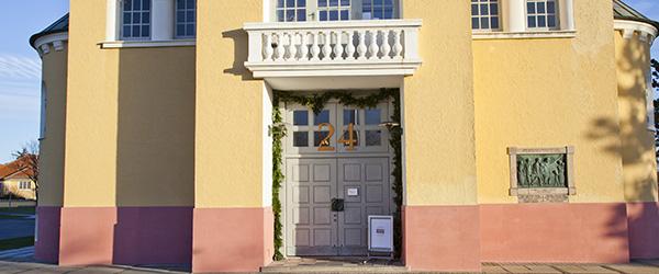 Dagens Kalenderlåge: Skagen Kirke