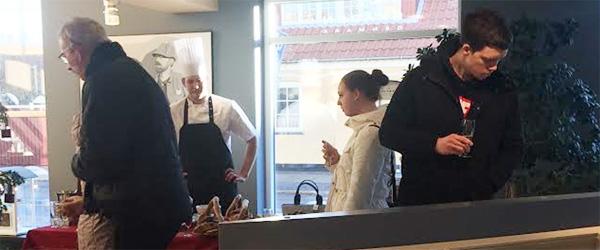 Masser af julehygge hos Skagen Denmark