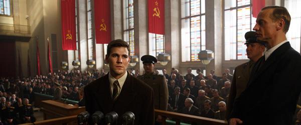 Film med krigen i baggrunden