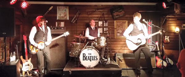 Beatles, Gasolin og Shu-bi-dua musik på Bryghuset