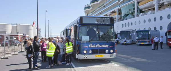 Turistfremmeprisen gik til Skagen Havn