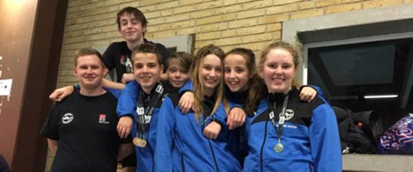 Skagen Svømmeklub til Landsdelsmesterskaberne i Aars