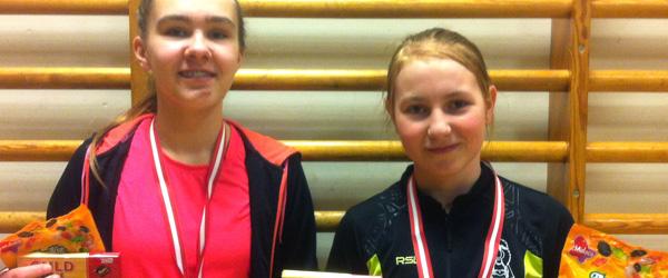 Guld til spillere fra Skagen Badmintonklub