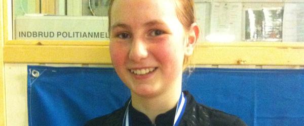 Medaljestorm til spillere fra Skagen Badmintonklub