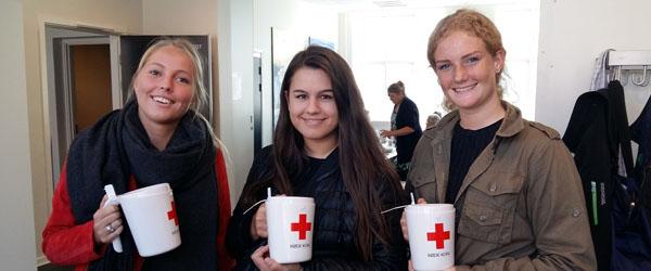 Foredrag og forsamling – Røde Kors' medlemmer inviteres