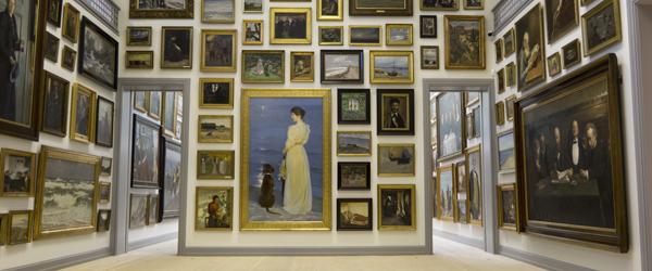 Oplev det udvidede og nyrenoverede Skagens Museum – gratis!