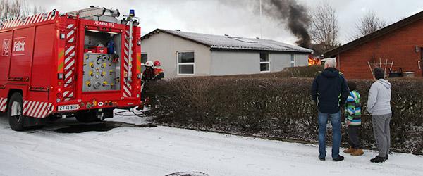 Brand og dåb på Brovandevej