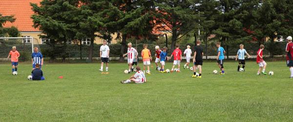 Kom på fodboldskole i Skagen I.K.