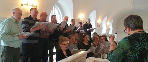 Populært og storslået korværk opføres Langfredag i Skagen Kirke