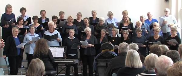 Velbesøgt koncert på Kappelborg