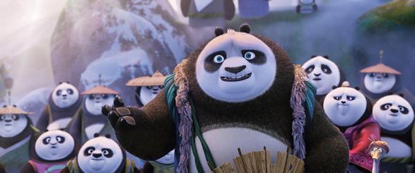 Kung Fu Panda 3 i Biografen