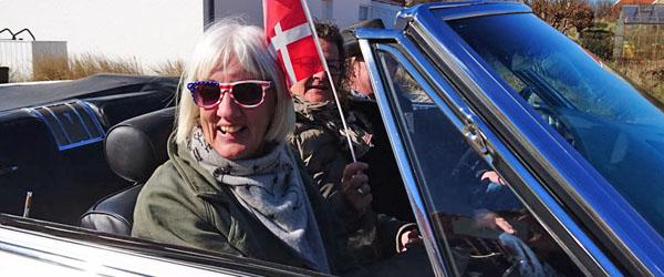 Et festligt farvel til Mattisborgens leder Hanne Rohde