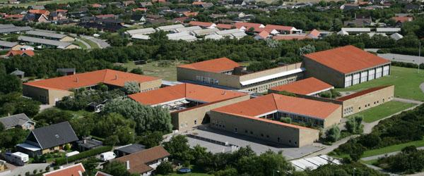 Hedeboskolen står foran nedrivning