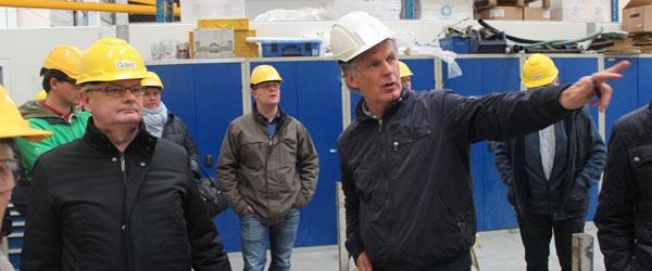 Skagen Erhvervsforenings generalforsamling afholdt på Karstensens Skibsværft