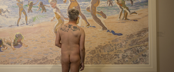 Debat om nøgenhed på Skagens Museum