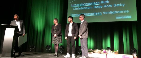Tillykke til alle prismodtagerne ved Frederikshavn Kommunes Prisfest