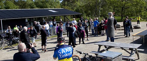 Tour de Skagen afholdt i flot vejr