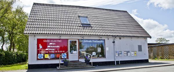 Turist-Info i Lysets Landsby – Ålbæk er gået ind i den 6. sæson