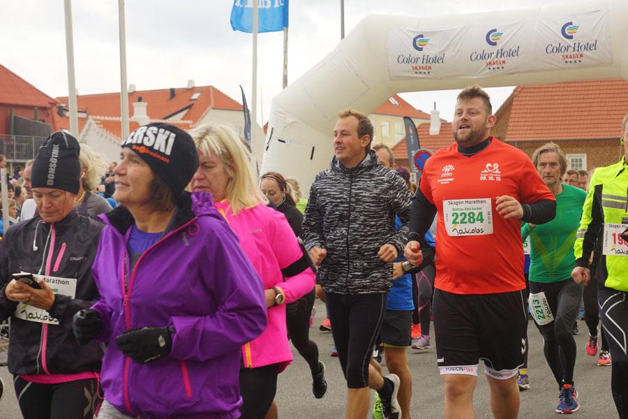 skagen halvmarathon 2016