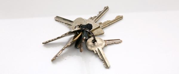 Har du tabt dine nøgler ?