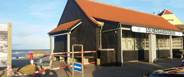 Halskæde tabt ved solnedgangskiosken – Dusør udloves OPD.