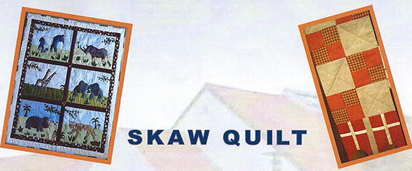 SKAW QUILT fylder 20 år