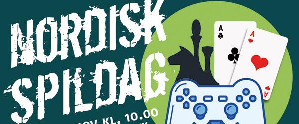 Nordisk Spildag 2017 – for alle spilleinteresserede