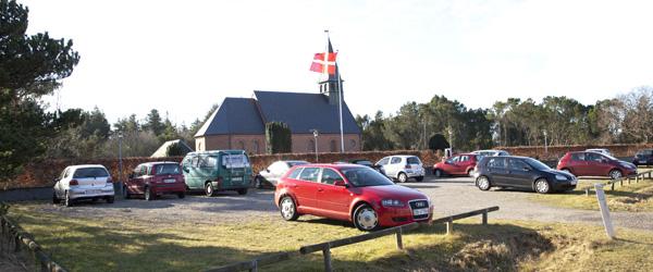 Festgudstjeneste i Hulsig kirke