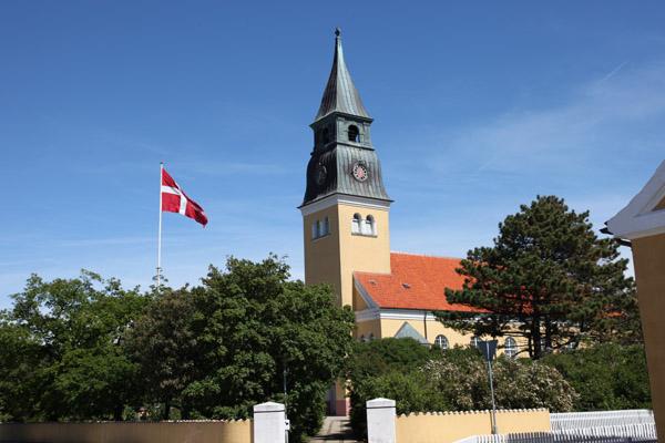Skagen Kirke fejrer reformationen med festgudstjeneste