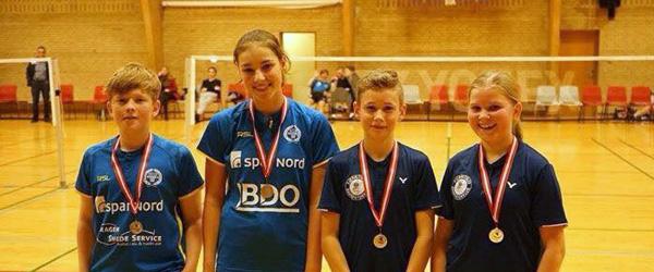 Skagen Badmintonklub går på en velfortjent juleferie