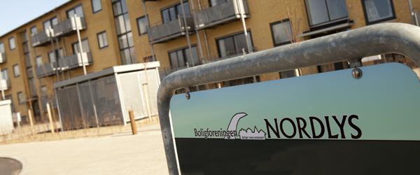 Boligforeningen Nordlys søger om tilladelse til realkreditlån