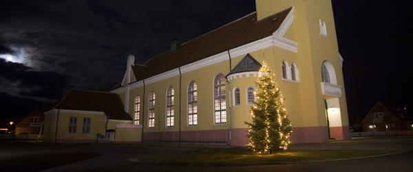Julens gudstjenester i Skagen og Hulsig Kirke