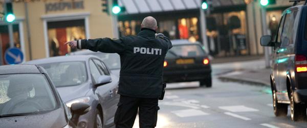 Politiet tager 20 spritbilister hver dag