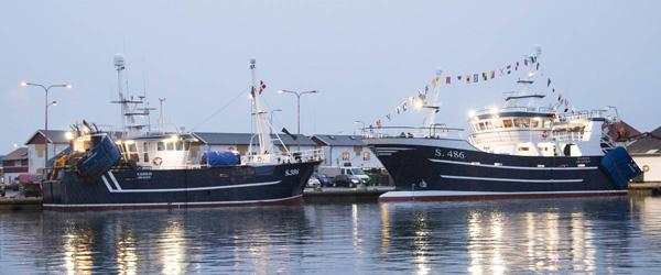 Velkommen til topmoderne fartøjer i Skagen Havn