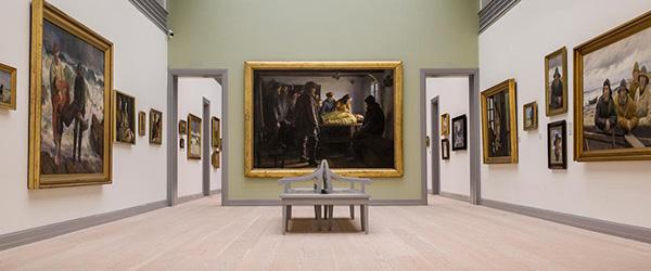 Skagens Kunstmuseer får topkarakter i ny rapport