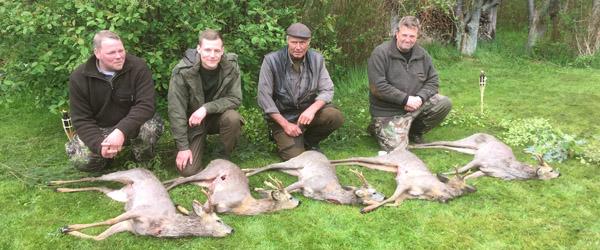 Uforpligtende info-aften om jagttegnskursus