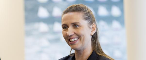 Erhvervslivets ønsker belyst for Mette Frederiksen